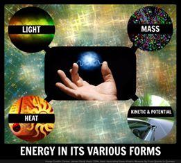 Bentuk-bentuk energi