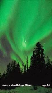 Apakah, Aurora, Borealis, Atau, Cahaya, Utara?